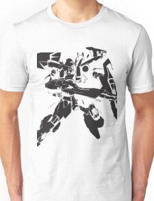 Wing Zero Silhouette Unisex T-Shirt