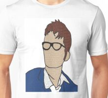 Tenth Doctor: Quotes Unisex T-Shirt