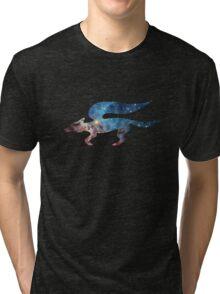 Cosmic Star Fox Tri-blend T-Shirt
