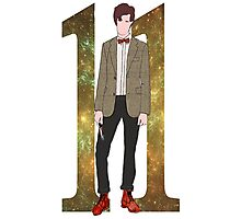 The Eleventh Doctor.  Photographic Print