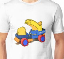 Fisher Price Rollerskate Unisex T-Shirt