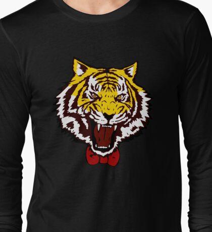 yuri tiger high quality Long Sleeve T-Shirt
