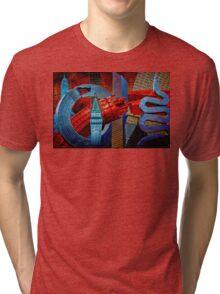 Sculpture City Tri-blend T-Shirt