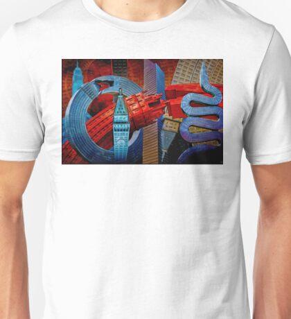 Sculpture City Unisex T-Shirt