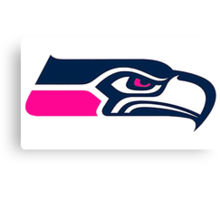Seahawks BCA Canvas Print