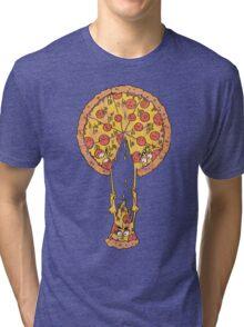 Pizza Problems Tri-blend T-Shirt