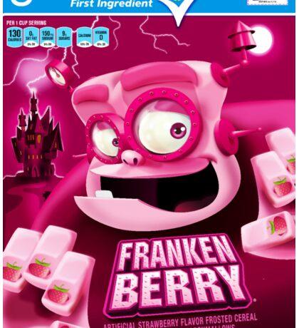 frankenberry Sticker