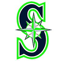 Mariners Seahawks by Willie8pack