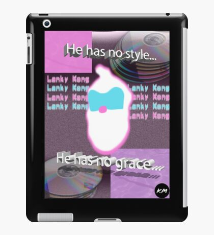 LankyWave.mp3 iPad Case/Skin