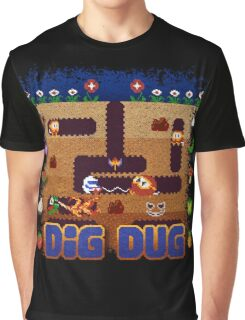 Dug Dig Graphic T-Shirt