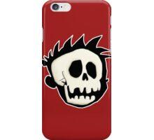 Calvin's Skull iPhone Case/Skin