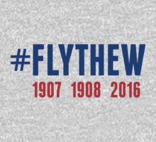 #FLYTHEW Kids Tee