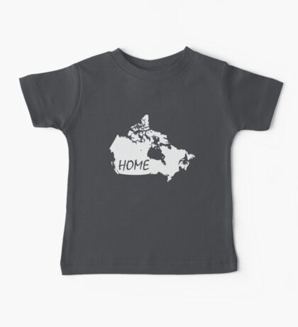 Canada Home Baby Tee