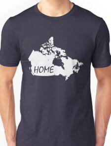 Canada Home Unisex T-Shirt