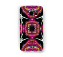 Psychedelic Kaleidoscope Samsung Galaxy Case/Skin