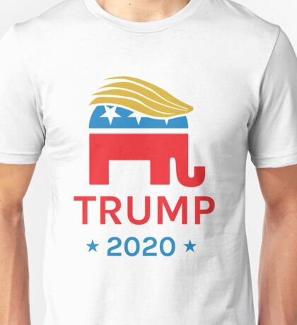 Donald Trump 2020 Elephant Unisex T-Shirt