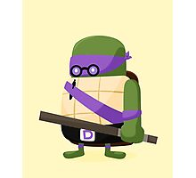 Donatello in Disguise Photographic Print