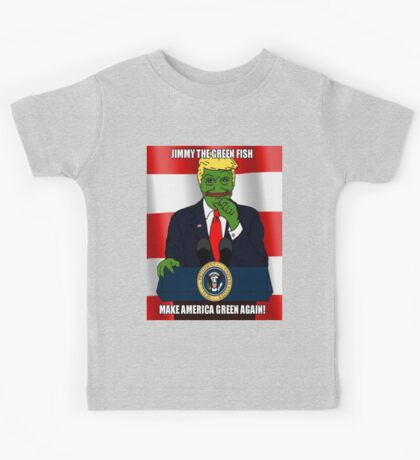 Jimmy Kids Tee