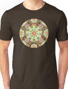 Carnival Mandala Unisex T-Shirt