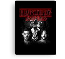 Hunting Things Canvas Print