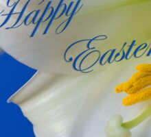 Happy Easter Sticker