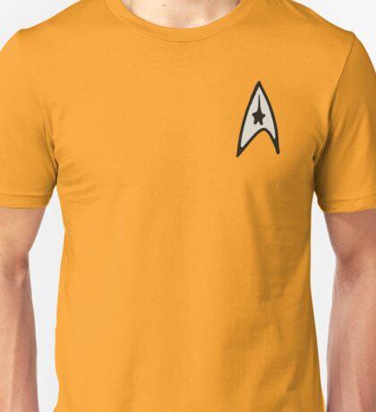 Starfleet Commander Unisex T-Shirt
