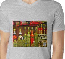 Lemoncello  Mens V-Neck T-Shirt