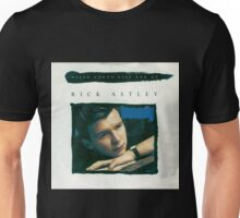 Rick Astley - Never Gonna Give You Up Unisex T-Shirt