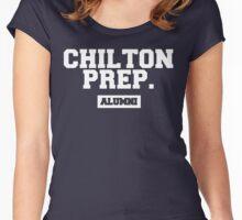 Gilmore Girls - Chilton Prep Alumni Women's Fitted Scoop T-Shirt