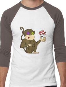 Magic Monkey Men's Baseball ¾ T-Shirt
