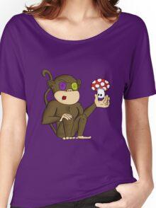 Magic Monkey Women's Relaxed Fit T-Shirt