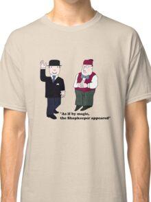 Mr Benn and the Shopkeeper Classic T-Shirt