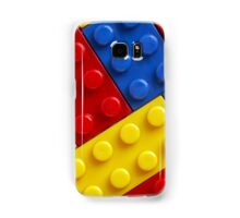 COLOUR legos Samsung Galaxy Case/Skin