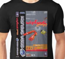 Wipeout Sega Saturn Game Unisex T-Shirt