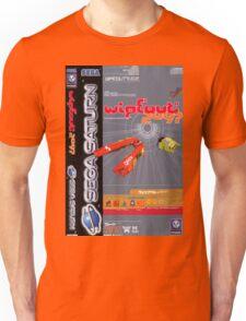 Wipeout Sega Saturn Game Unisex T-Shirt