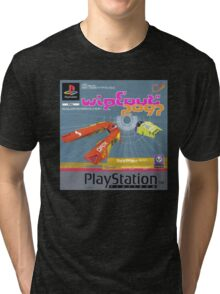 Wipeout Playstation Tri-blend T-Shirt