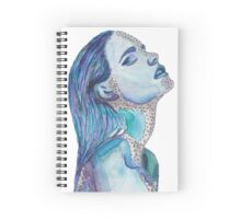 Watercolor Life Spiral Notebook