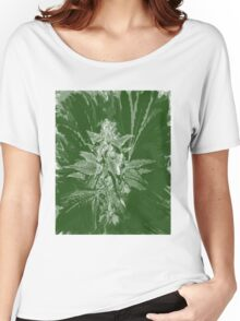 Green Mj Women's Relaxed Fit T-Shirt