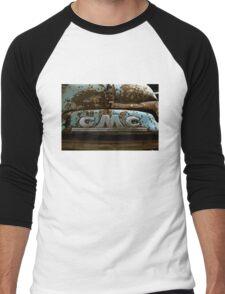 Abandoned GMC Logo Men's Baseball ¾ T-Shirt