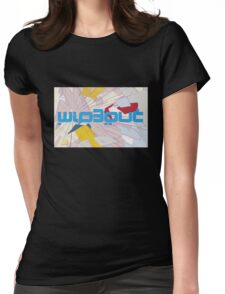 Wipeout Womens Fitted T-Shirt