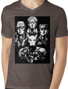 Bohemian Rhapsody Jojo Mens V-Neck T-Shirt