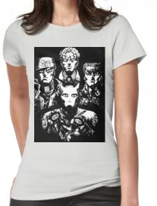 Bohemian Rhapsody Jojo Womens Fitted T-Shirt