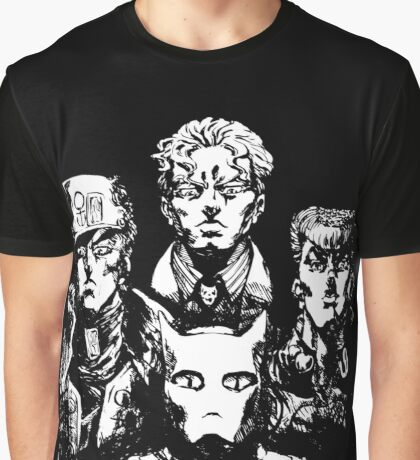 Bohemian Rhapsody Jojo Graphic T-Shirt