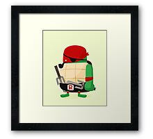 Raphael in Disguise Framed Print