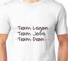 Team Jess Checklist Unisex T-Shirt