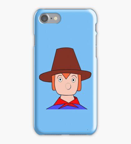 Windy Miller iPhone Case/Skin
