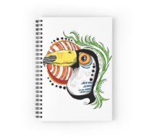 Mr Toucan Spiral Notebook