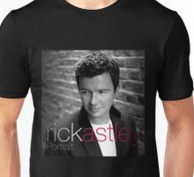 Rick Astley - Portrait  Unisex T-Shirt