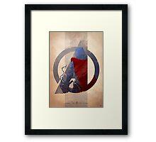 Avengers Assembled: The Myth Framed Print