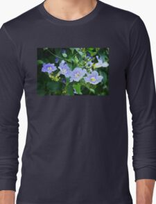 Time For Spring - Floral Art By Sharon Cummings Long Sleeve T-Shirt